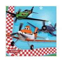 KullanAtMarket Disney Planes Peçete 16 Adet