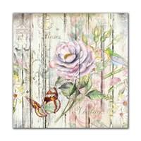 Dolce Home Roses -1 Dekoratif Tablo Adgt103