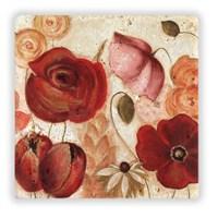 Oscar Stone Flower Garden Taş Tablo