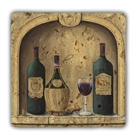 Oscar Stone Wines Taş Tablo
