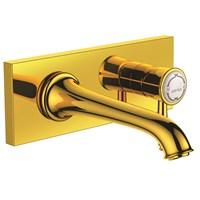 Penta 2407 Bosphorus Gold Ankastre Lavabo Bataryası