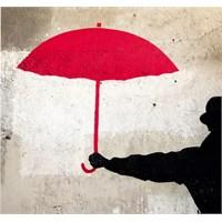 Fotocron Kırmızı Şemsiye Tablo