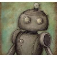 Fotocron Robot Tablo