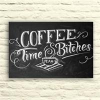 Fotocron Coffee Time Tablo 24X34 Cm