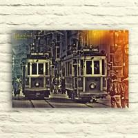 Fotocron İstanbul Tramway Tablo 24X34 Cm