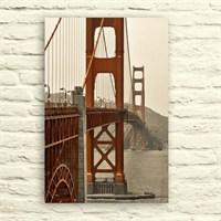 Fotocron Kırmızı Köprü Tablo 24X34 Cm