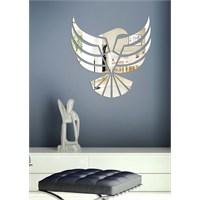 Dekoratif Kırılmaz Ayna Kuş Kanadı - 2