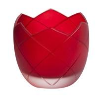 Arte Home Egg Kırmızı Mumluk