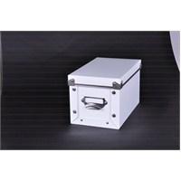 Plastik Beyaz Kutu 13X22X13 Cm Küçük