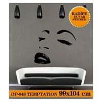 TEMPTATION 99x104 CM - SİYAH