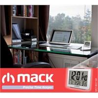 Mack MCT-8017GR Dijital Masa&Duvar Saati