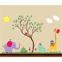 Dekorjinal Tsn61 Çocuk Sticker