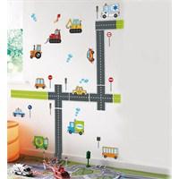 Dekorjinal Duvar Sticker Kst79