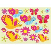 Dekorjinal Çocuk Sticker Kd49