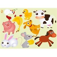 Dekorjinal Çocuk Sticker Kd48