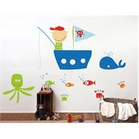 Dekorjinal Çocuk Sticker Ncc51
