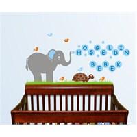 Dekorjinal Çocuk Sticker Ncc32