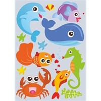 Dekorjinal Çocuk Sticker Kd39