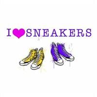 Eurographics I Love Sneakers 25X35 Cm Duvar Sticker