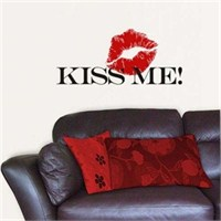 Eurographics Kiss Me I 50X70 Cm Duvar Sticker