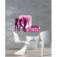 Eurographics Love To Party Iı 50X70 Cm Duvar Sticker