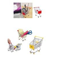 Minyatür Alışveriş Arabası