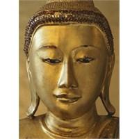 Golden Buddha Duvar Kaplaması 4 Parça / 183 X 254 Cm