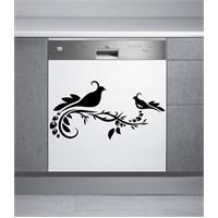 Dekorjinal Beyaz Eşya Sticker Bev48