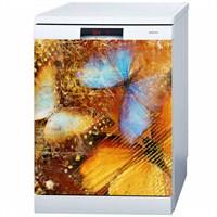 Dekorjinal Bulaşık Makinası Sticker Bms20