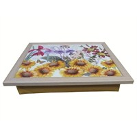 T-Tray Keyif Tepsisi Sunflowers