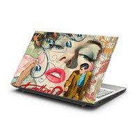 Dekorjinal Laptop StickerLB024