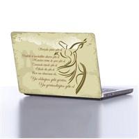 Dekorjinal Laptop StickerLE018