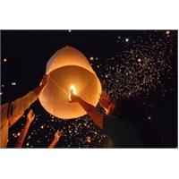 Dilek Feneri Dilek Balonu