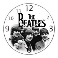 İf Clock Beatles Duvar Saati