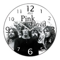 İf Clock Pink Floyd Duvar Saati