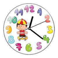 İf Clock Çocuk Duvar Saati
