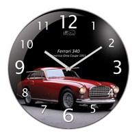 İf Clock Araba Duvar Saati