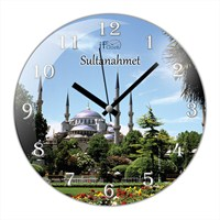 İf Clock Sultanahmet Camii Duvar Saati