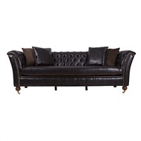 3A Mobilya Neo Classic Chesterfield Kanepe