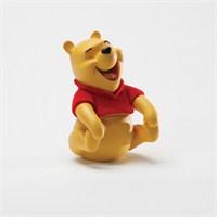 Disney Pooh Laughing Biblo