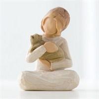 Willow Tree Kindness (Şefkat) - Girl Biblo