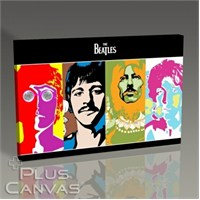 Pluscanvas - The Beatles Tablo