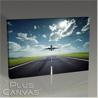 Pluscanvas - Airplane Series Iı Tablo