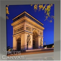 Pluscanvas - Paris - Arc De Triomphe Tablo