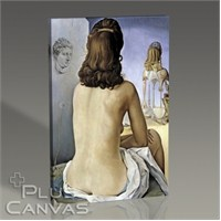 Pluscanvas - Salvador Dali - My Wife Tablo
