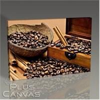Pluscanvas - Coffee Beans Tablo