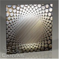 Pluscanvas - Steel Tablo