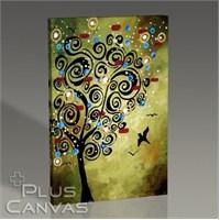 Pluscanvas - Fantasy Tree I Tablo