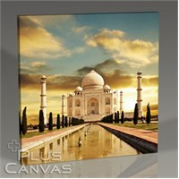 Pluscanvas - India - Taj Mahal Tablo