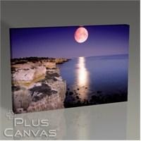 Pluscanvas - Lurid Moon Tablo
